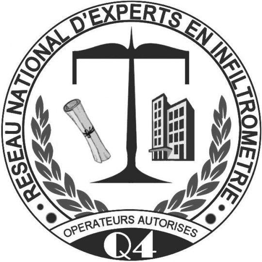 Logo RNEI opérateurs en infiltrométrie